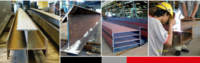 Mulcindo Welded Beam Proses